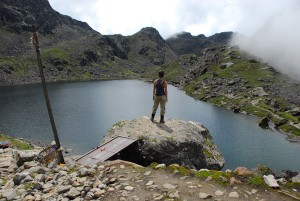 Gosaikund Lake, Nepal