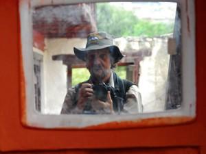 Alan Dodds in Kagbeni Nepal