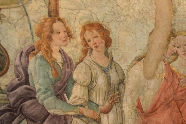 Detail from a Bottichelli