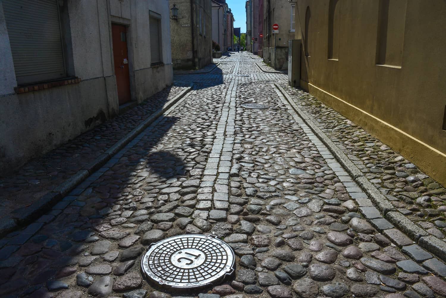 This town has COBBLES!