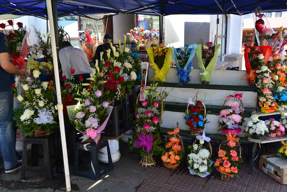 flowers for sale in La Serena Chile